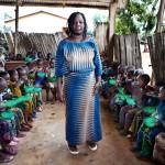 Le amazzoni d'Africa, Il Benin delle donne